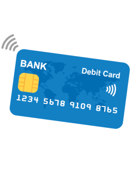 Printed contactless payment cards